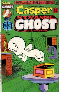 Cover Thumbnail for Casper Strange Ghost Stories (Harvey, 1974 series) #11
