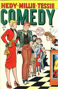 Cover Thumbnail for Comedy Comics (Marvel, 1948 series) #5