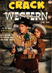 Cover Thumbnail for Crack Western (Quality Comics, 1949 series) #66