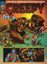 Cover for Creepy (Warren, 1964 series) #82