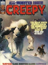 Cover Thumbnail for Creepy (Warren, 1964 series) #85