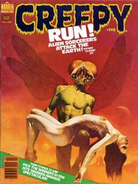 Cover for Creepy (1964 series) #115
