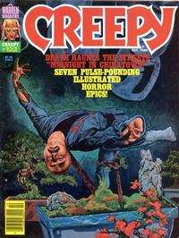 Cover for Creepy (Warren, 1964 series) #122