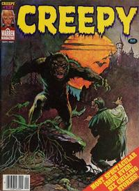 Cover for Creepy (Warren, 1964 series) #131