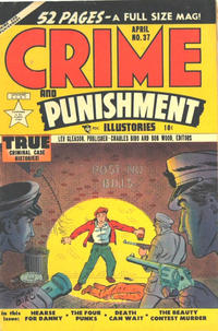 Cover Thumbnail for Crime and Punishment (Lev Gleason, 1948 series) #37
