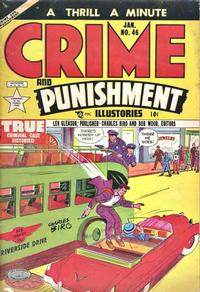 Cover Thumbnail for Crime and Punishment (Lev Gleason, 1948 series) #46