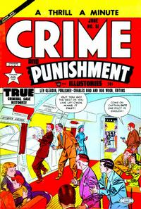 Cover Thumbnail for Crime and Punishment (Lev Gleason, 1948 series) #51