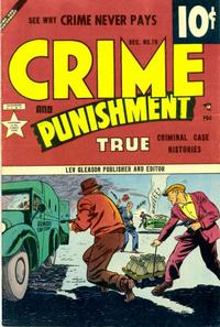 Cover Thumbnail for Crime and Punishment (Lev Gleason, 1948 series) #70