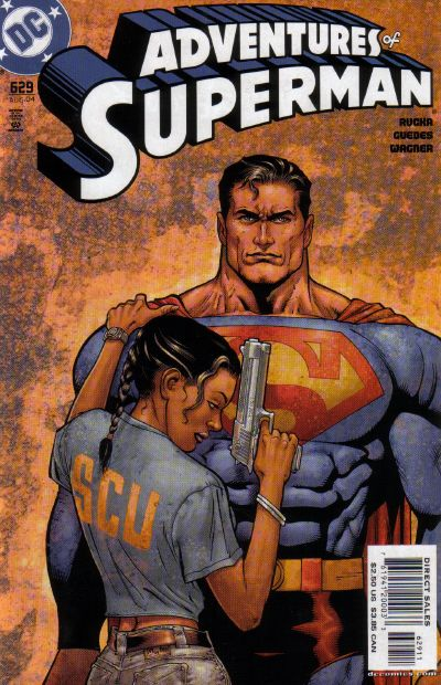 Cover for Adventures of Superman (1987 series) #629
