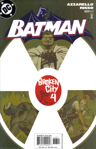 Cover for Batman (DC, 1940 series) #623