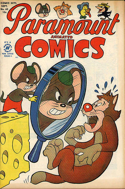 Cover for Harvey Comics Hits (Harvey, 1951 series) #60