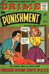 Cover for Crime and Punishment (Lev Gleason, 1948 series) #74