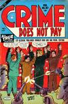 Cover for Crime Does Not Pay (Lev Gleason, 1942 series) #107