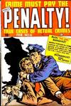 Cover for Crime Must Pay the Penalty (Ace Magazines, 1948 series) #6
