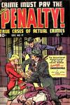 Cover for Crime Must Pay the Penalty (Ace Magazines, 1948 series) #17