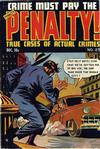 Cover for Crime Must Pay the Penalty (Ace Magazines, 1948 series) #29