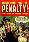 Cover for Crime Must Pay the Penalty (Ace Magazines, 1948 series) #30