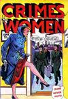 Cover for Crimes by Women (Fox, 1948 series) #7