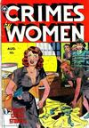 Cover for Crimes by Women (Fox, 1948 series) #14
