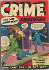 Cover for Crime Smashers (Trojan Magazines, 1950 series) #9