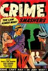 Cover for Crime Smashers (Trojan Magazines, 1950 series) #13