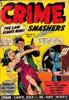 Cover for Crime Smashers (Trojan Magazines, 1950 series) #14