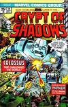 Cover for Crypt of Shadows (Marvel, 1973 series) #19