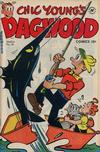 Cover for Chic Young's Dagwood Comics (Harvey, 1950 series) #28