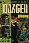 Cover for Danger (Comic Media, 1953 series) #5