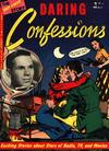 Cover for Daring Confessions (Youthful, 1952 series) #4