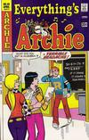 Cover for Everything's Archie (Archie, 1969 series) #46