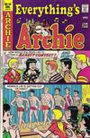 Cover for Everything's Archie (Archie, 1969 series) #50