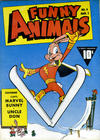 Cover for Fawcett's Funny Animals (Fawcett, 1942 series) #4