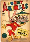 Cover for Fawcett's Funny Animals (Fawcett, 1942 series) #23