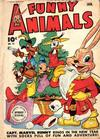 Cover for Fawcett's Funny Animals (Fawcett, 1942 series) #25