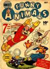 Cover for Fawcett's Funny Animals (Fawcett, 1942 series) #30