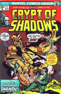 Cover Thumbnail for Crypt of Shadows (Marvel, 1973 series) #17