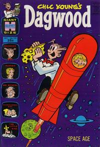 Cover Thumbnail for Chic Young's Dagwood Comics (Harvey, 1950 series) #134
