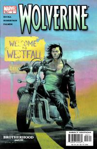 Cover Thumbnail for Wolverine (Marvel, 2003 series) #3 [Direct Edition]