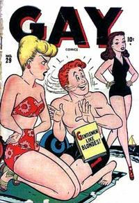 Cover Thumbnail for Gay Comics (Marvel, 1944 series) #29