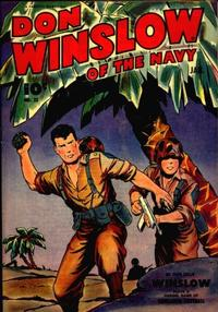 Cover Thumbnail for Don Winslow of the Navy (Fawcett, 1943 series) #22