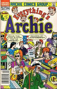 Cover Thumbnail for Everything's Archie (Archie, 1969 series) #125
