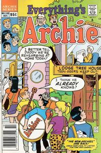 Cover Thumbnail for Everything's Archie (Archie, 1969 series) #145