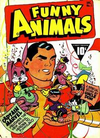 Cover Thumbnail for Fawcett's Funny Animals (Fawcett, 1942 series) #1