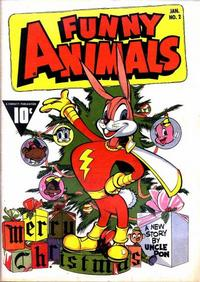 Cover Thumbnail for Fawcett's Funny Animals (Fawcett, 1942 series) #2