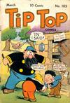 Cover for Tip Top Comics (United Features, 1936 series) #v9#9 (105)