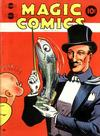 Cover for Magic Comics (David McKay, 1939 series) #11