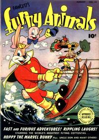 Cover Thumbnail for Fawcett's Funny Animals (Fawcett, 1942 series) #41