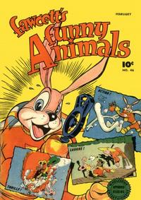 Cover Thumbnail for Fawcett's Funny Animals (Fawcett, 1942 series) #46