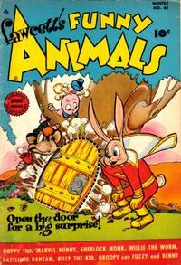 Cover Thumbnail for Fawcett's Funny Animals (Fawcett, 1942 series) #65